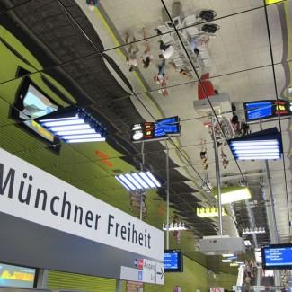 Munich-Münchner Freiheit