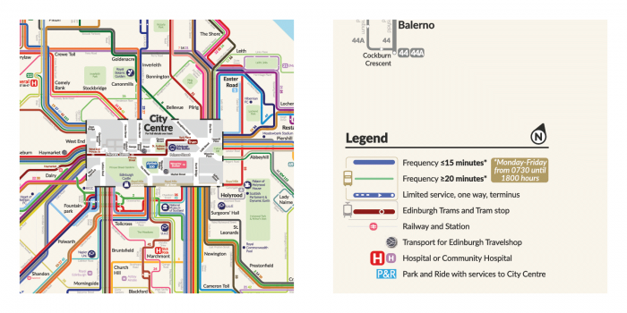 Guest Post European Bus Maps the State of the Art Human Transit