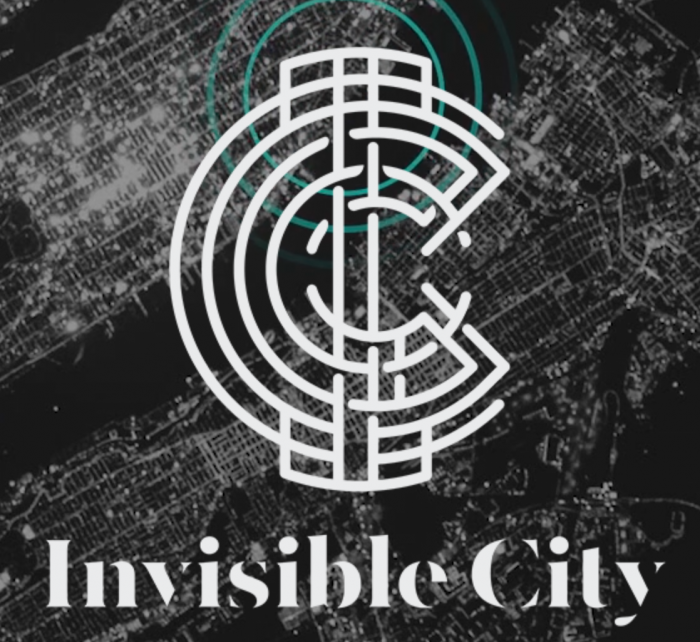 invisible city logo