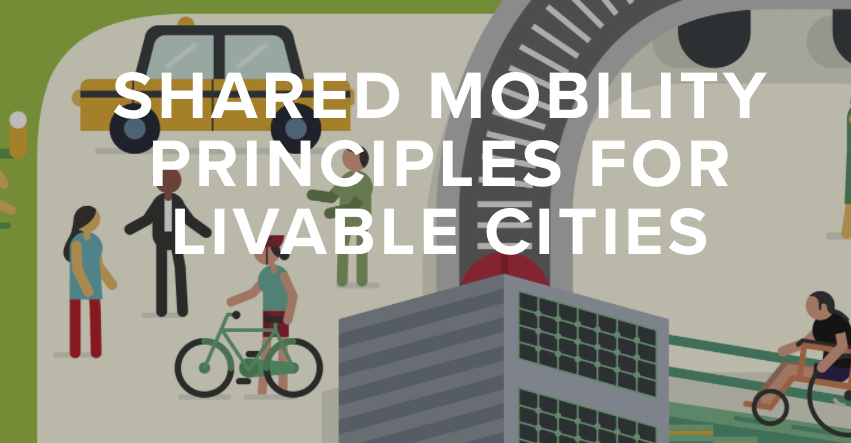 Excellent Principles for Shared Mobility — Human Transit